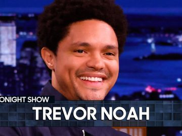 Dave Chappelle Tricked Trevor Noah into Doing a Stand-Up Show (Extended) | The Tonight Show