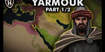 Battle of Yarmouk, 636 AD (Part 1/2) ⚔️ Storm gathers in the Middle East 9