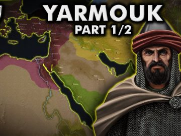Battle of Yarmouk, 636 AD (Part 1/2) ⚔️ Storm gathers in the Middle East 1