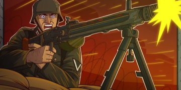 D-Day From the German Perspective | Animated History 12