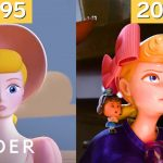 How Pixar's Animation Has Evolved Over 24 Years, From 'Toy Story' To 'Toy Story 4' | Movies Insider 4