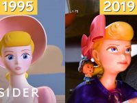 How Pixar's Animation Has Evolved Over 24 Years, From 'Toy Story' To 'Toy Story 4' | Movies Insider 13