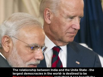 Relation Between India and Unite State! 5