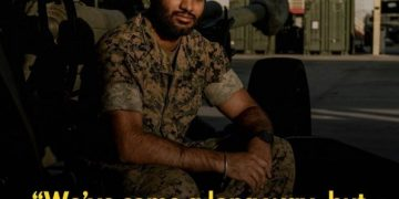 Sikh Officer in US Marines 3