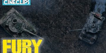Skirmish With A Tiger Tank | Fury | CineClips 9