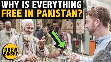 Why is Everything FREE in Pakistan?! 10
