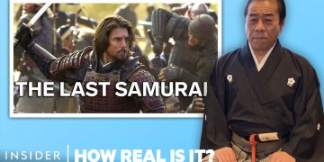 Samurai Sword Master Rates 10 Japanese Sword Scenes In Movies And TV | How Real Is It? 11