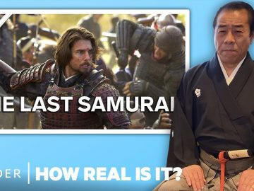 Samurai Sword Master Rates 10 Japanese Sword Scenes In Movies And TV | How Real Is It? 2