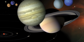 Gas Giants May Have Bullied Planet 9 to the Fringes of Our Solar System 17