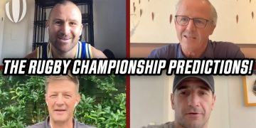 Who Will Win The Rugby Championship?! | The Wrap with Ugo Monye