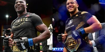 State of the UFC Heavyweight Division | August 2021