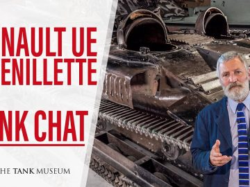 Tank Chats #133 | Renault UE Chenillette | The Tank Museum