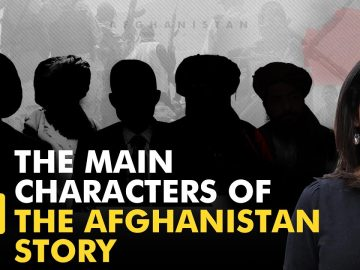 Gravitas Plus | Afghanistan: 5 faces to watch out for