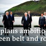 G7 confronts authoritarian threats from China and Russia | DW News