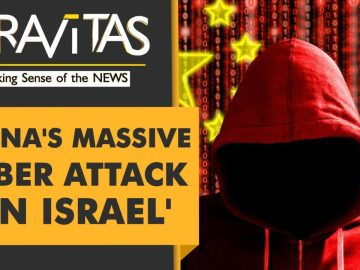 Gravitas: Did China carry out a cyberattack on Israel?