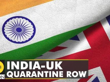United Kingdom in talks with India over certificate row |Latest World English News |WION News