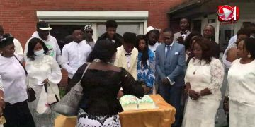 LUCIOUS APPIAH 18th BIRTHDAY PARTY