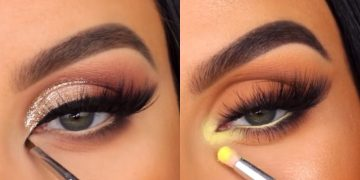 15 Glamorous Eye Makeup Tutorials And ideas For Your Eye Shape | Simple Eye Makeup