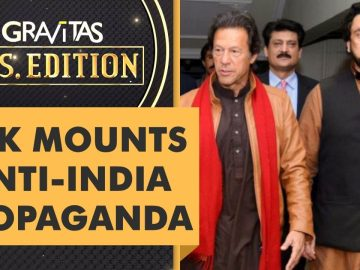 Gravitas US Edition: Pakistan's gameplan at United Nations General Assembly