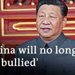 China uses Communist Party's centenary for a show of strength and defiance | DW News