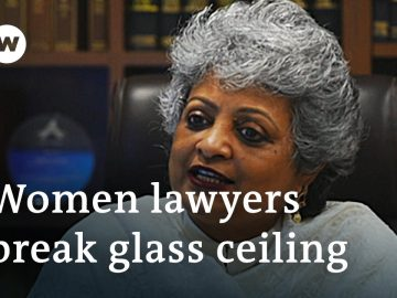 India's women lawyers fight for equality, rights | DW News