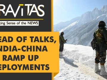 Gravitas: India redirects soldiers and military assets from Pakistan to China border