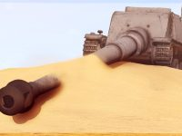 A Tank With Much So Depression It's BR Keeps Lowering