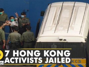 Chinese Communist Party continues its crackdown in Hong Kong | China News | Latest Updates | WION