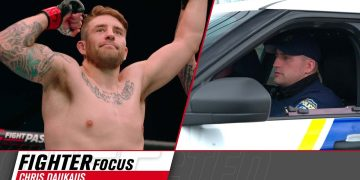 Chris Daukaus: From Police Officer to Ranked Heavyweight Contender