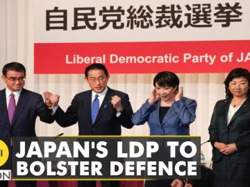 Japan's Liberal Democratic Party pledges to double country's defence expenditure | World News | WION