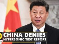 China denies nuclear-capable hypersonic missile test report | WION News | English News | World News
