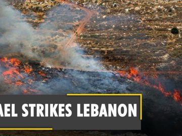 Israel carries out airstrikes in Lebanon's Mahmudiya town | Latest English News | World | WION