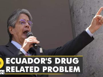 Ecuador grapples with rise in drug-related violence | WION News | Latest English News | World News