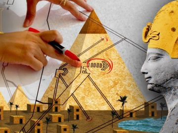 Could the Pyramids be made today? | History Remade with Sabrina 1