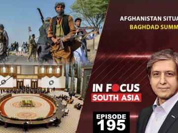 In Focus South Asia   Afghanistan Situation   Episode 195   Indus News