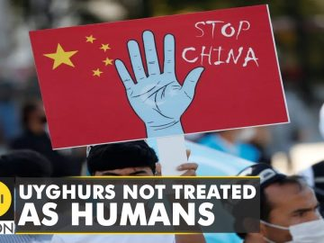 Former Chinese police officer turns whistleblower, exposes Xinjiang cover-up | English News | WION