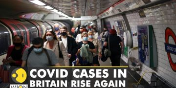 United Kingdom: Covid infection rates remain stubbornly high | Britain | WION News | English News
