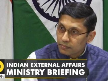 India: Indian Government rebuffs China's remarks on Arunachal   India-China   WION News  Latest News