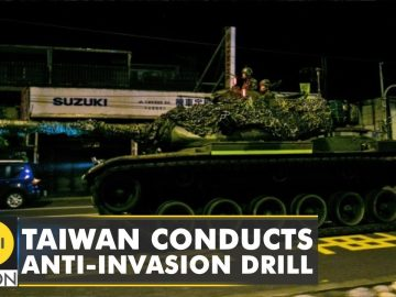 Taiwan holds military drill amid China tension | Latest World English News | WION News