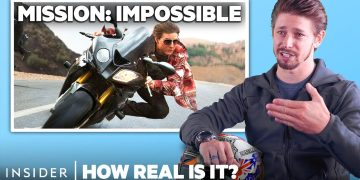 Motorcycle Champion Rates 10 Motorbike Stunts In Movies And TV | How Real Is It?
