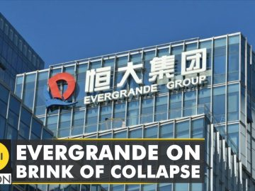 'Risks from Evergrande is controllable,' China breaks silence on crisis | WION English News