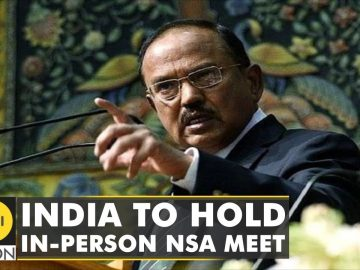 India proposes NSA-level meet on Afghanistan; Pakistan, Russia invited | WION News