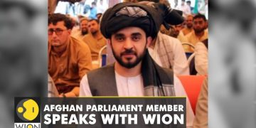 Afghan Parliament Member Nabiullah Baz speaks with WION | Latest World English News | WION News