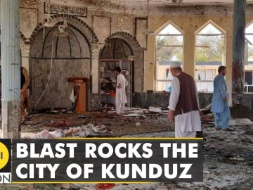 Over 50 killed, several others injured in mosque blast in Afghanistan's Kunduz city | English News
