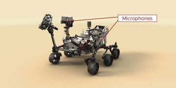 Nasa releases incredible audio captured by its Perseverance rover on Mars 18
