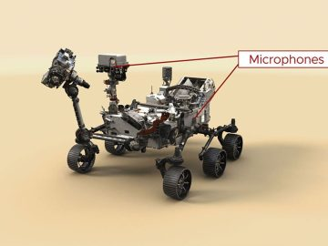 Nasa releases incredible audio captured by its Perseverance rover on Mars 12
