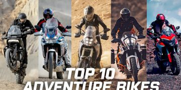 The 10 BEST Adventure Motorcycles of 2021 | The Toughest All-Terrain Motorcycles You Can Buy 2