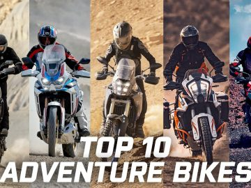 The 10 BEST Adventure Motorcycles of 2021 | The Toughest All-Terrain Motorcycles You Can Buy 6