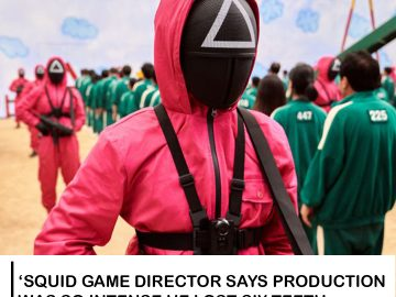 Squid Game Director Says! 17