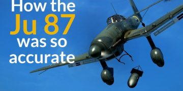 Why The Ju 87 Stuka is so Accurate 10